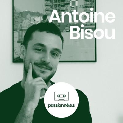 Passionné.es EP4 : Antoine Bisou, tête pensante du label Microqlima cover