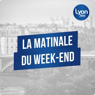 LA MATINALE DU WEEK-END SUR LYON 1ERE | YANNICK KUSY cover