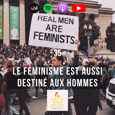 -35- Le féminisme est aussi destiné aux hommes cover