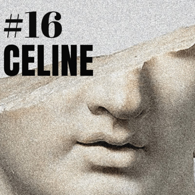 EP 16 - CELINE L'experience de l'invisible cover