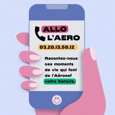 Allo L'Aéro ! #1 cover