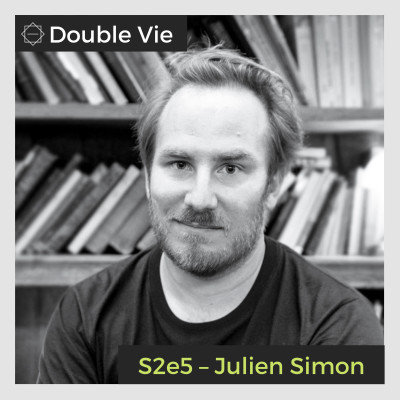 S02e05 — Julien Simon – Directeur éditorial de Rocambole cover