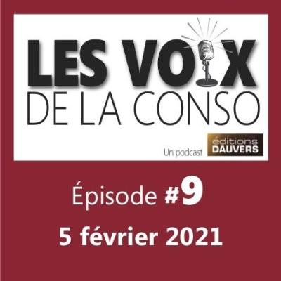 """Episode #9 : spécial """"promotion et prospectus"""" cover"""