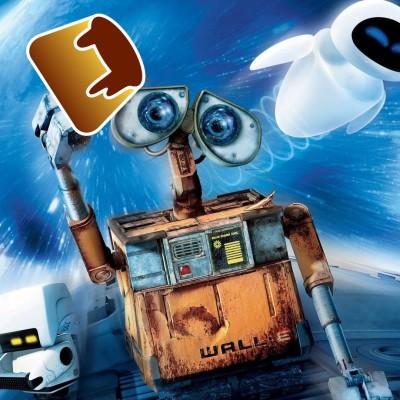 image 10 - Wall-E ; Avec Gérome et BenJ de Puissance Parcs et TGIL