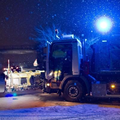 Alerte météo : 150 chasse-neige et saleuses en alerte ce samedi cover