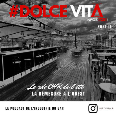 Podcast Dolce Vita by Infosbar#02 cover