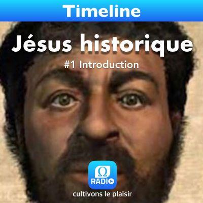 image Jésus historique #1 Introduction
