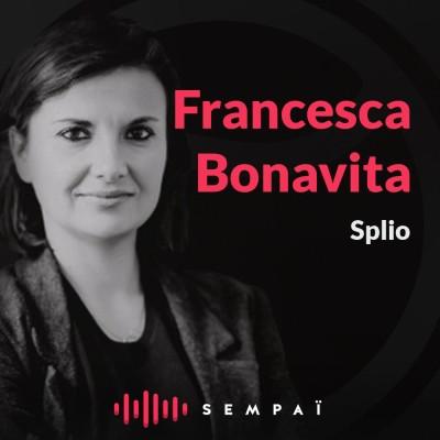 Podcast Francesca Bonavita (Splio) cover