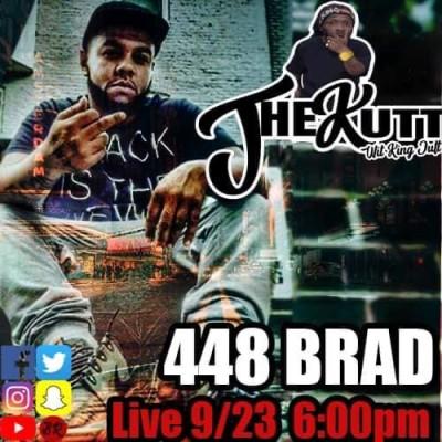 The Kutt Wit King Jutt Ep. 10 - G4Jag & 448 Brad cover