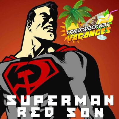 ComicsDiscovery Vacances 01 : Red Son cover