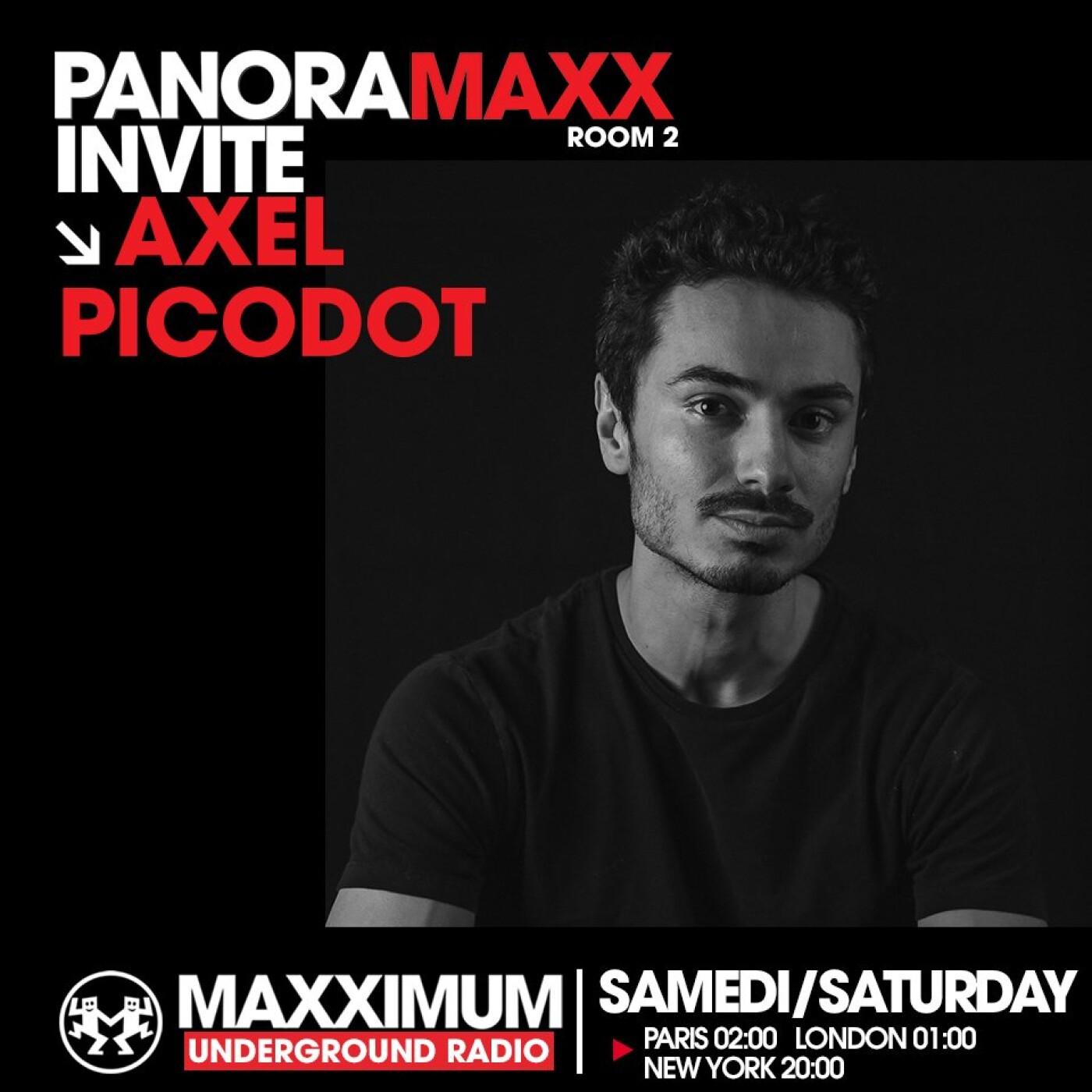 PANORAMAXX : AXEL PICODOT