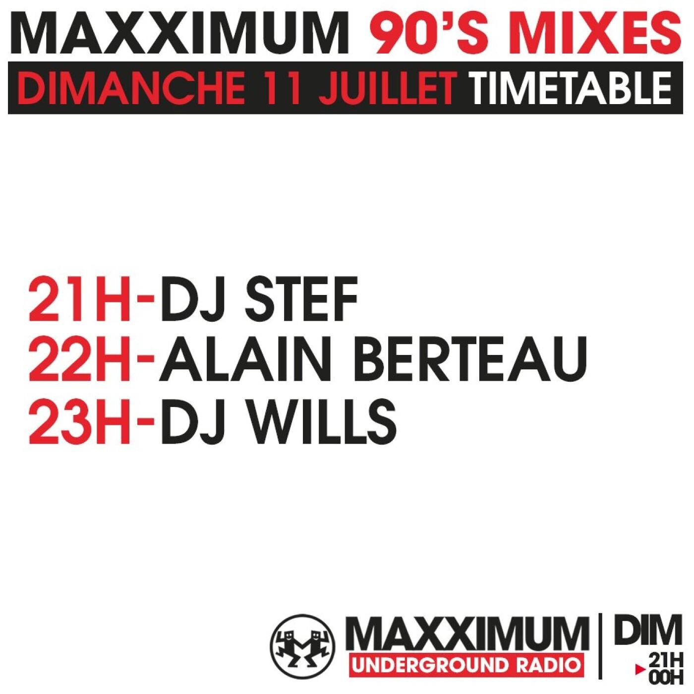 PANORAMAXX 90'S : DJ STEF