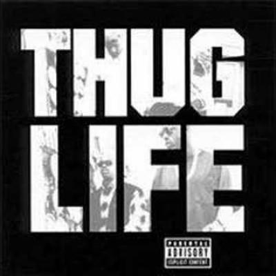 Tupac - Straight Ballin - SB cover