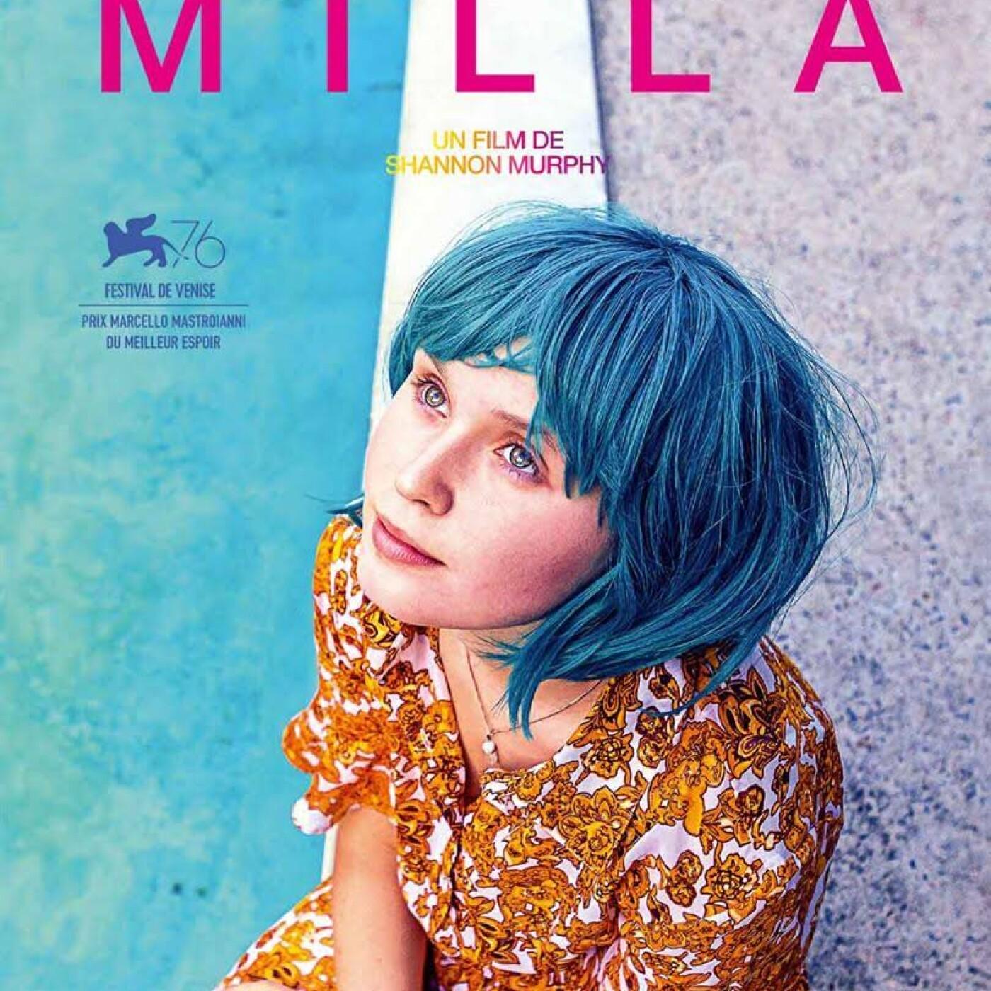 Romeo zoome sur le film Australien Milla - 02 09 2021 - StereoChic Radio