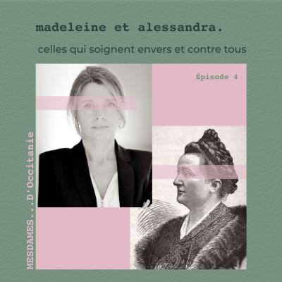 Épisode 4 - Madeleine & Alessandra cover