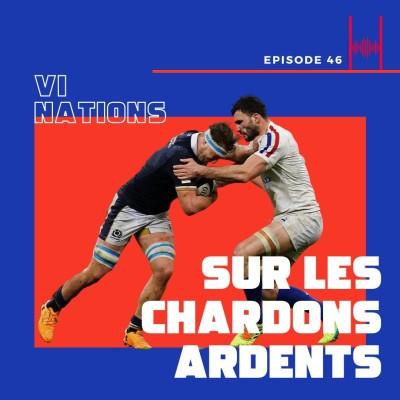 Episode 46: Sur des chardons ardents cover