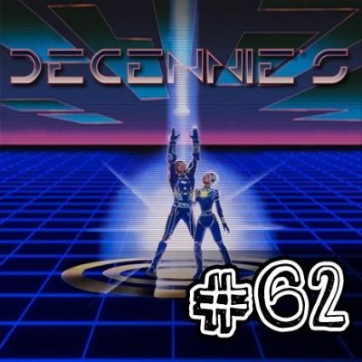 Decennies -62- Tron cover