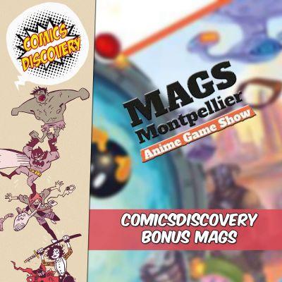 image ComicsDiscovery Bonus: Le MAGS