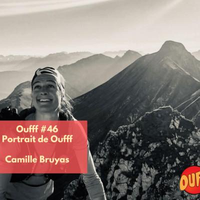 #46 - Portrait de Oufff - Camille Bruyas, lier trail et yoga ! cover