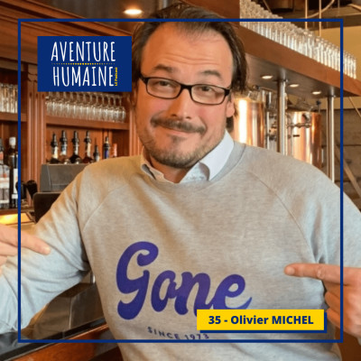 #35 - 🎙Olivier Michel 🚎 - Rassembler 4 marques régionales fortes pour plus d'impact ! cover