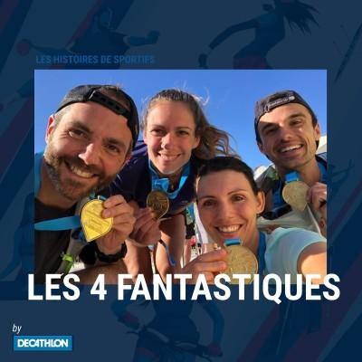 #3 Road Running - Delphine, Clara, Jill et Pierre Emmanuel - Challenge entre collègues, courir un marathon. cover