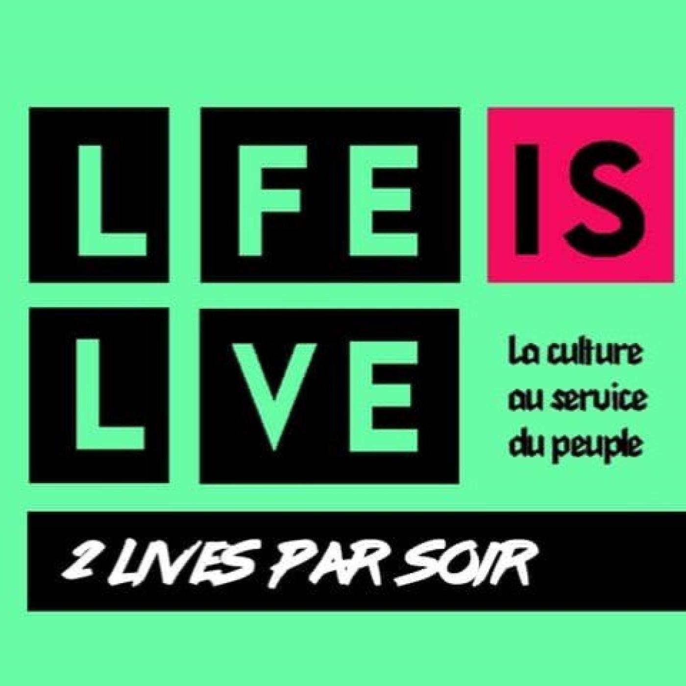 Simon, organisateur Life is Live - Lundi 7 décembre 2020
