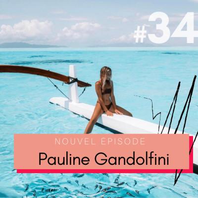 #34 Pauline, créatrice de contenus voyage : faire un tour du monde en couple cover