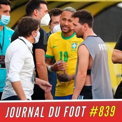 BRÉSIL-ARGENTINE : l'incroyable fiasco ! Les chiffres fous du premier contrat de NEYMAR au PSG ! cover