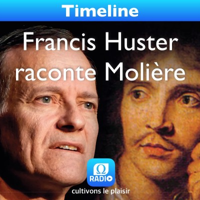image Francis Huster raconte Molière