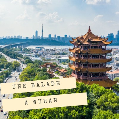 6.Une balade à Wuhan : Reverie du lac de l'Est (ter) cover