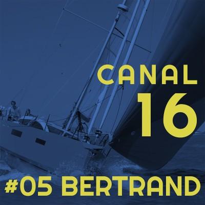 #05 Bertrand - Feu a bord avec origine improbable et violente tempête d'orage ⚡️ cover