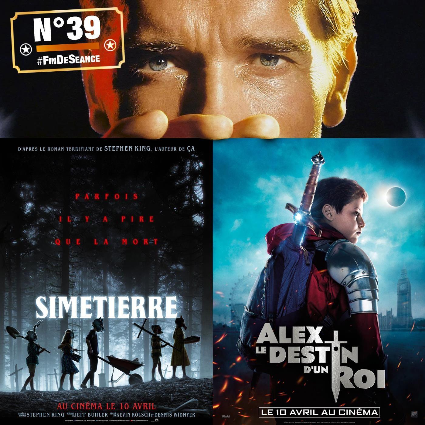 #39 SIMETIERRE & ALEX LE DESTIN D'UN ROI : Moi, Mioche et Mordant !