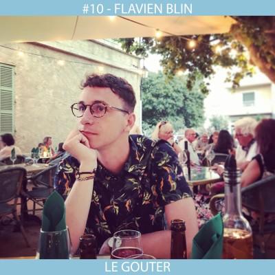 #10 - Flavien Blin : graphiste le jour, illustrateur la nuit cover