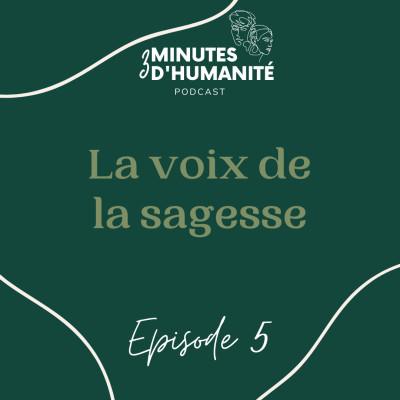 Épisode 5 - La voix de la sagesse cover