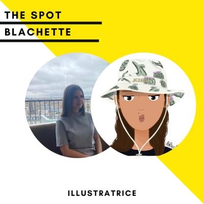 Blachette, artiviste à coups de crayon cover