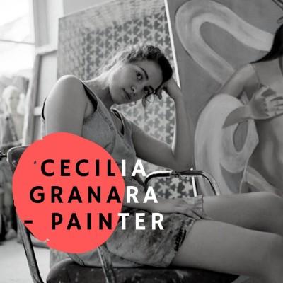 #2 - Cecilia Granara - Painter cover
