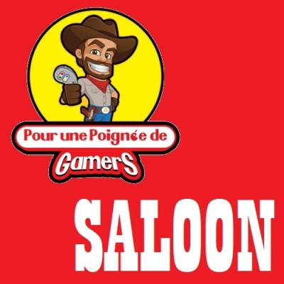 Saloon PPG: Rentrée Gaming/High Score cover