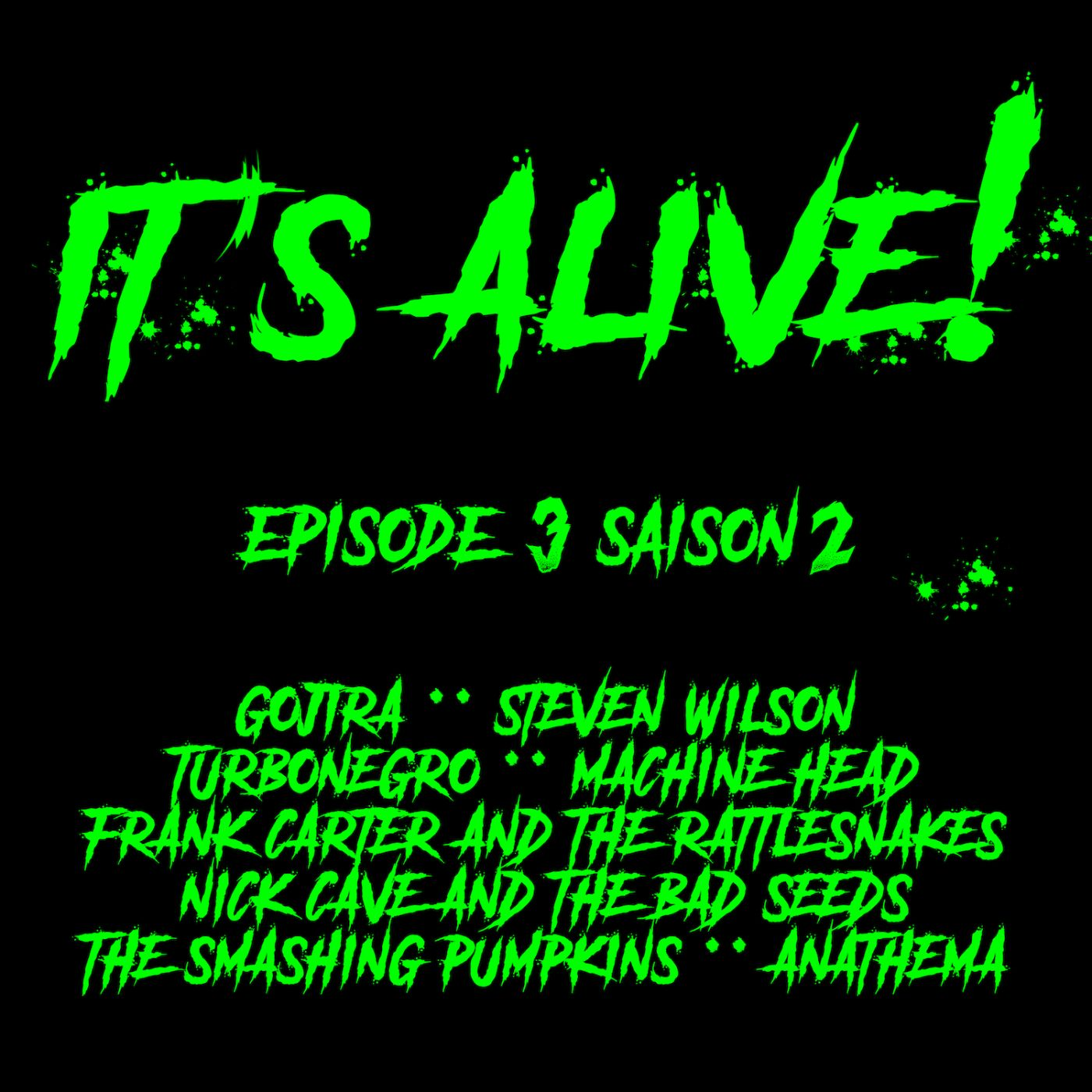It's Alive! Episode 3