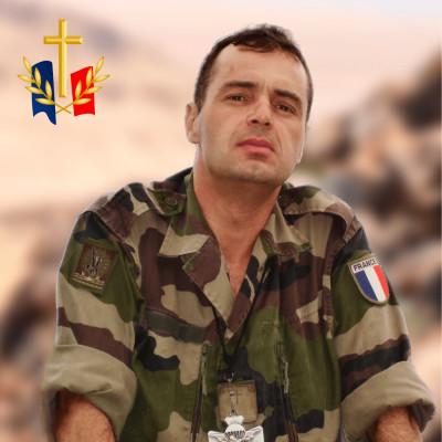 """Père Blaise : """"Un frère d'armes"""" cover"""