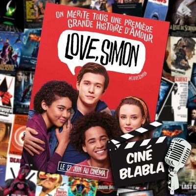 Cinéblabla S01E11 : Love, Simon cover