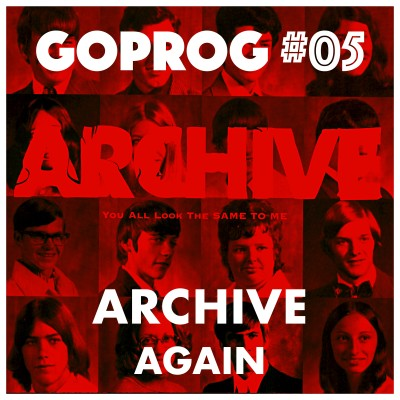 GoProg#05 - Archive / Again cover