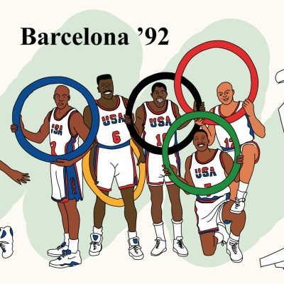 Jeux Olympiques 1992 - Barcelone cover