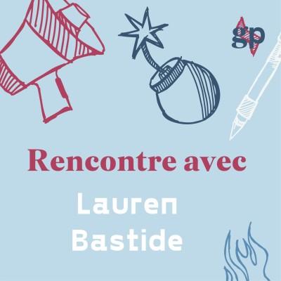 """Lauren Bastide pour """"Présentes"""" cover"""