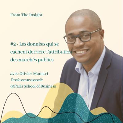 #2.4 Olivier MAMAVI, Paris School of Business - Les données qui se cachent derrière l'attribution des marchés publics cover
