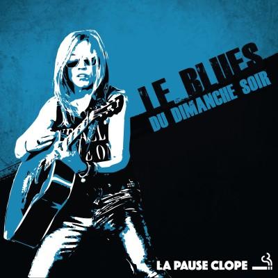 """""""Le blues du dimanche soir"""" - dimanche 10 janvier 2021 cover"""