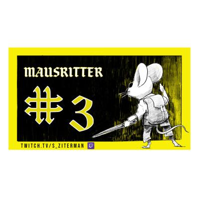 #JDR - Mausritter 🐭  Bagarre à la cantine #3 cover
