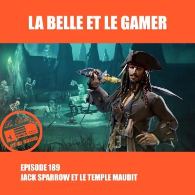 Episode 189: Jack Sparrow et le Temple Maudit cover