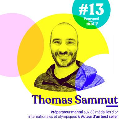 image #13 Thomas Sammut - De cancre à préparateur mental aux 150 médailles internationales et olympiques puis auteur