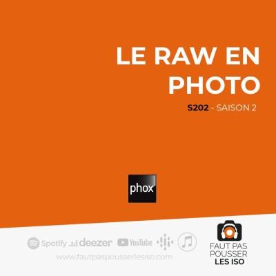 S202 - Le RAW en photo cover