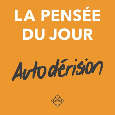 (pensée #28) Autodérision cover